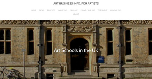 Art Schools in the UK - an Introduction