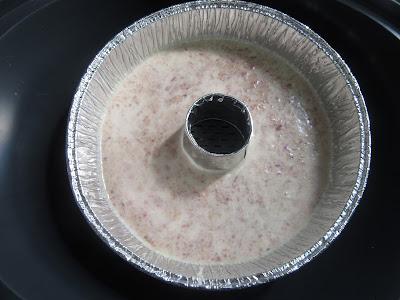 Pastel de jamón serrano con Thermomix