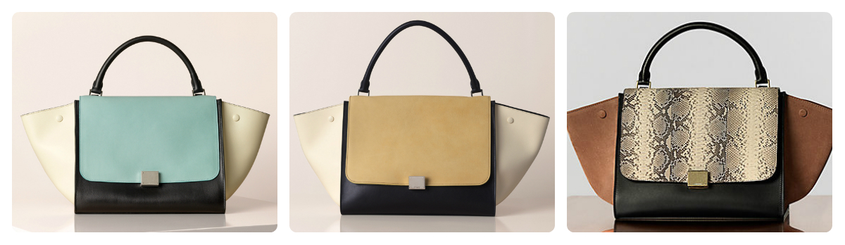 0aa0ff6884 My Small Obsessions  CELINE Bags for Spring Summer 2013