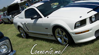 Ford Mustang Shelby Character Line