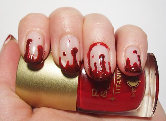 SHAMPALOVE: Bloody Manicure