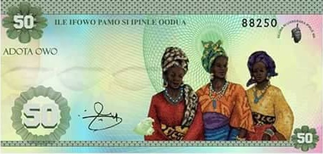 OOdua Republic Currency Notes