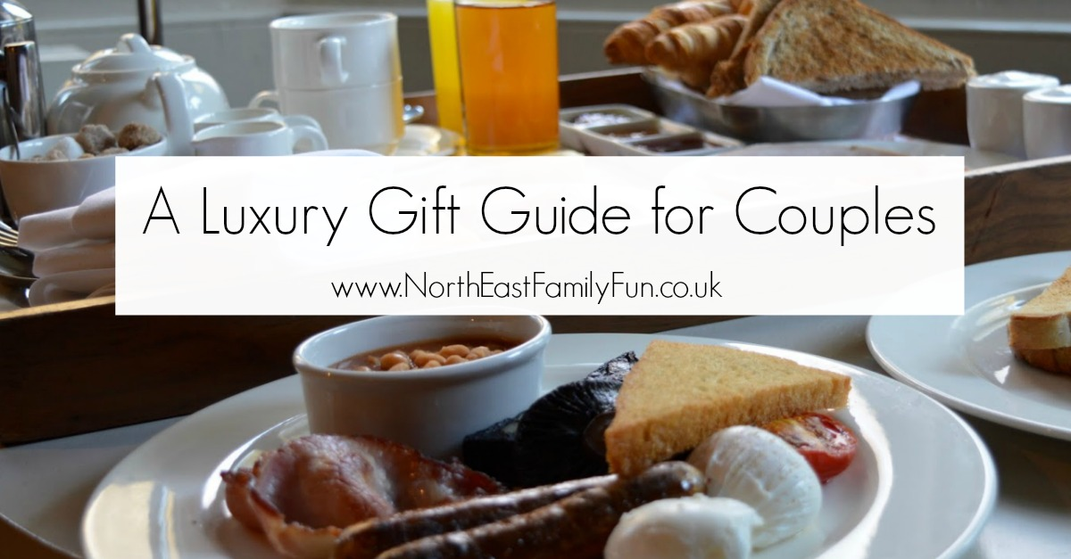 A Luxury Gift Guide and gift ideas for Couples