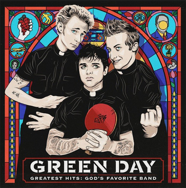 """Green Day release video for """"Back In The USA"""""""