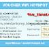 Kumpulan Template Voucher Hotspot Wifi
