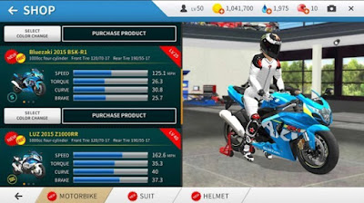 Sudah hingga di final pekan yang menyenangkan Download Real Moto v1.0.216 Mod Apk + Data (Game MotoGP For Android)