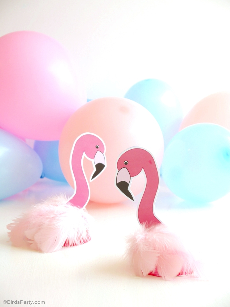 diy flamingo birthday party decorations party ideas party