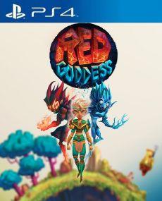 Red Goddess Inner World PS4 [PKG] Oyun İndir [Multi]