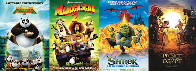 Media e Linguaggi | Storytelling | Narrazione | Linguaggi | Kung Fu Panda | Madagascar | Shrek