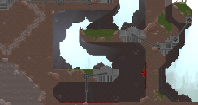 Super Meat Boy Race Mode PC Game