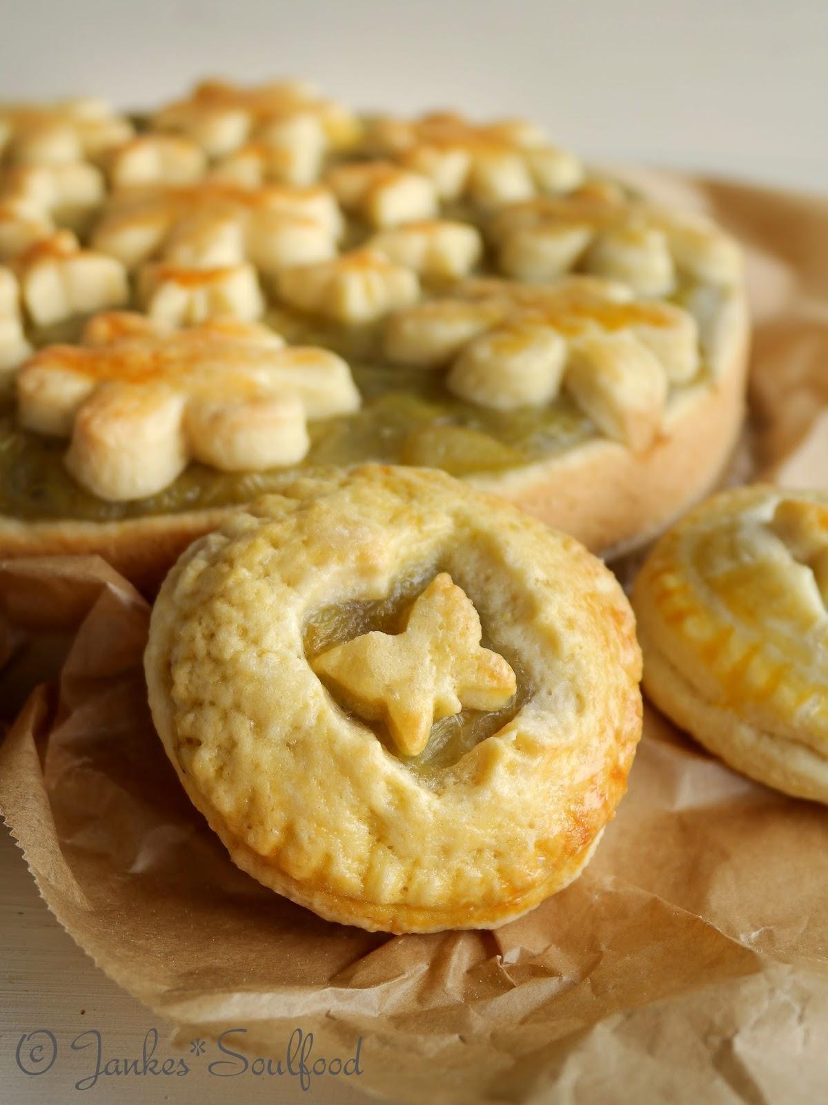 Rhabarber Pies von Jankes Soulfood