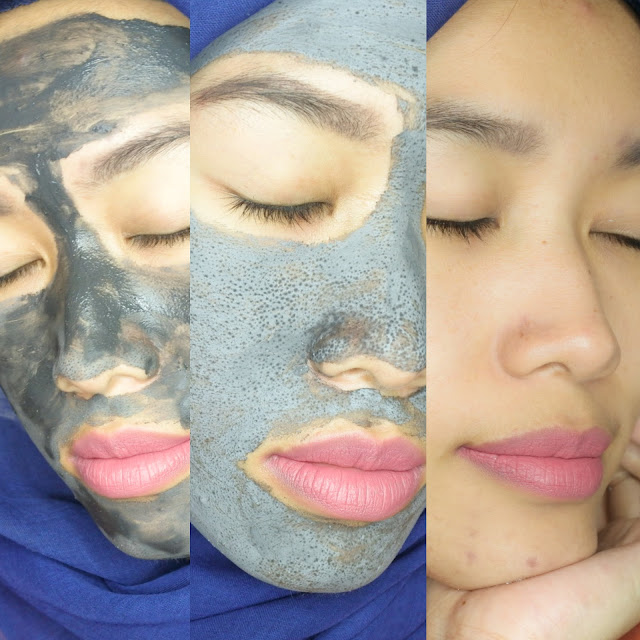 Review Lacoco Amazonian Charcoal Glow Mask