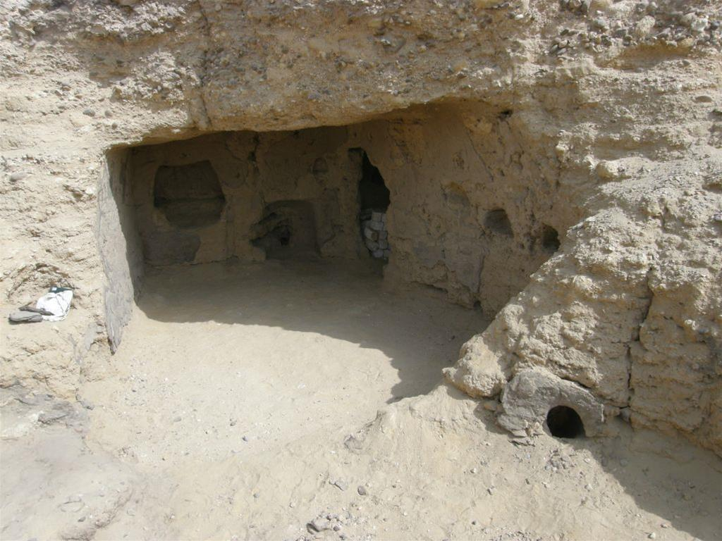 the archaeological discoveries in life in a medieval village