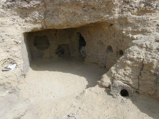 Medieval hermitage discovered in Egypt
