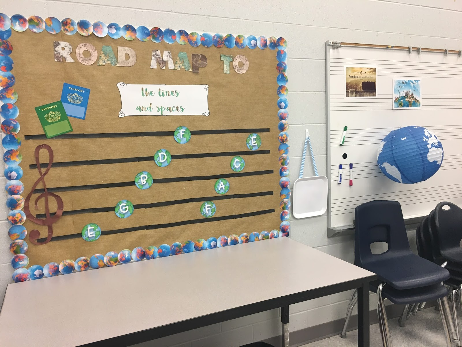 Music Themed Classroom Decorations ~ Classroom reveal mrs miracle s music room