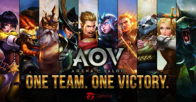 Arena Of Valor For iPhone & iPad