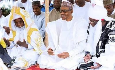 Sallah: President Buhari Urges Nigerians To Rise Above Divisions