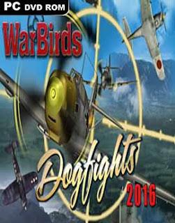 تحميل لعبة WarBirds Dogfights 2016