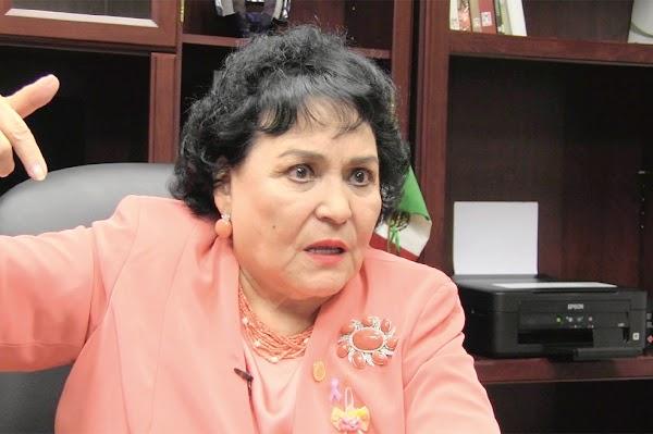 Rafa Márquez no tiene necesidad de relacionarse con malandrines: Carmen Salinas
