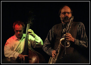 Alec Dankworth & Scott Robinson