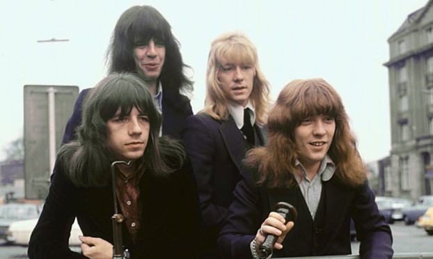 SWEET (Andy Scott, Mick Tucker, Brian Connolly, Steve Priest)