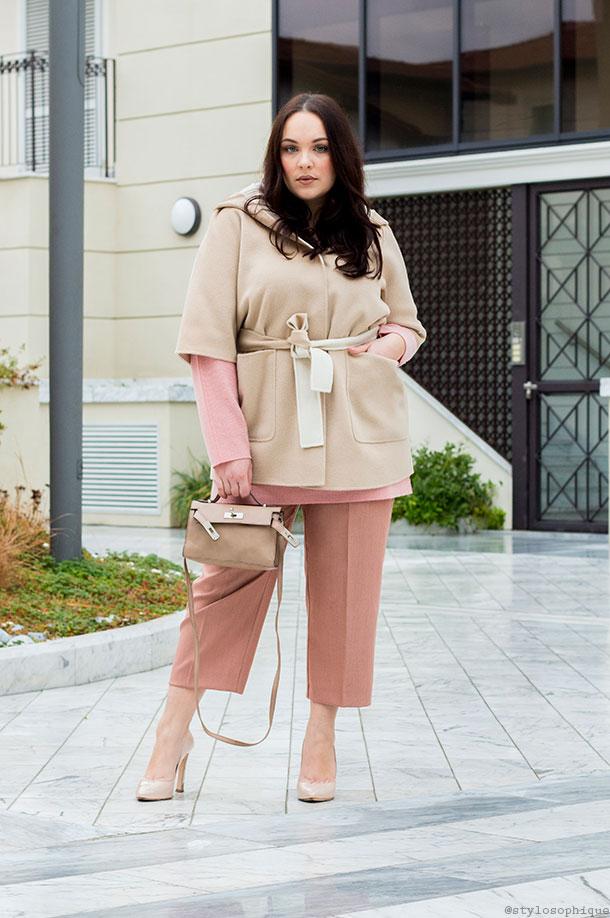 Iris Tinunin, Street Style, Luxury, OOTD, Marina Rinaldi, Curvy