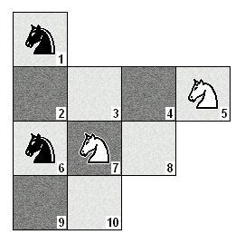 γρίφος 4 ίπποι