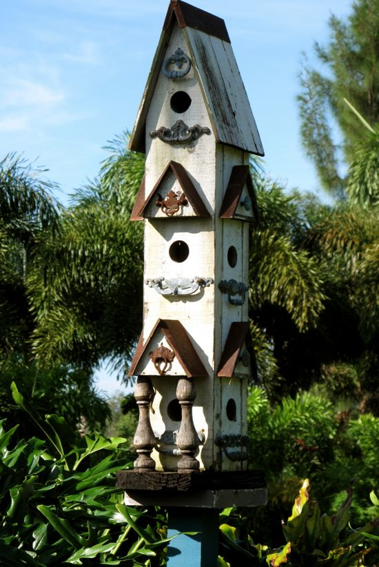 Weird Bird Studio Bird Houses Can You Have Too Many