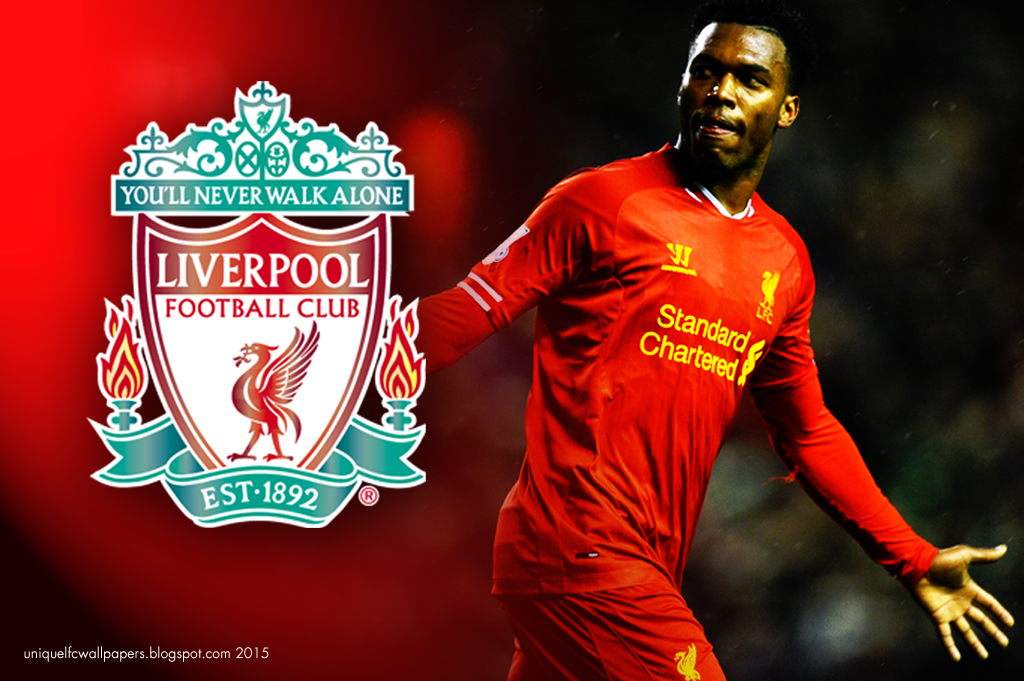 Unique Liverpool FC Wallpapers: Daniel Sturridge 2015