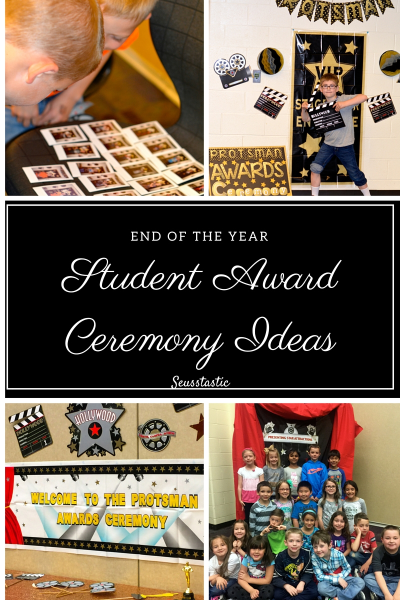 Classroom Ideas Awards ~ Seusstastic classroom inspirations end of the year awards
