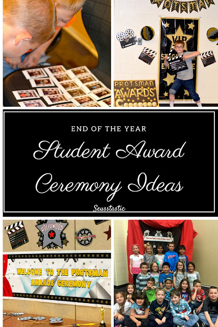 End of the Year Awards Ceremony Ideas