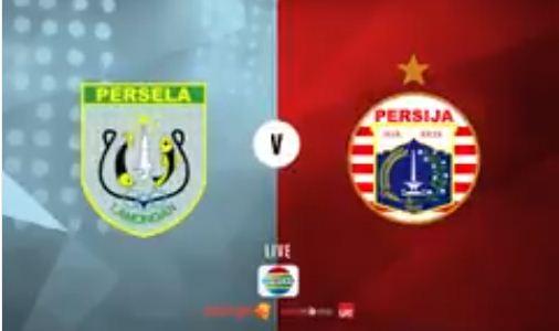 Persela Lamongan vs Persija Jakarta