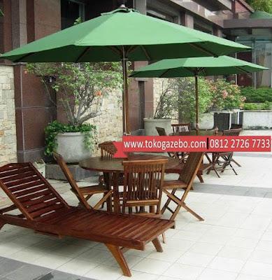 Meja Payung Kursi