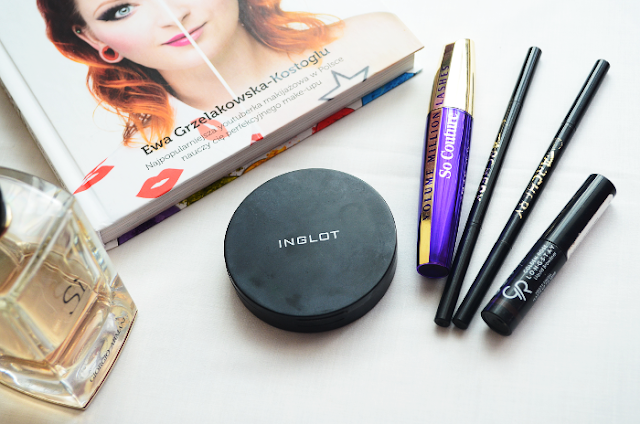 l'oreal so couture, soap& glory archery, golden rose browliner, inglot