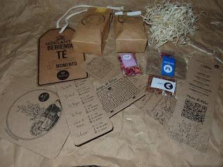 Relax Box con té teterum
