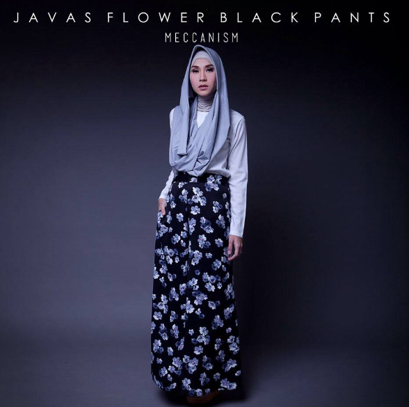 Model Baju Batik Zaskia Mecca: Inilah 10 Baju Muslim Modern Terbaru Rancangan Zaskia Adya