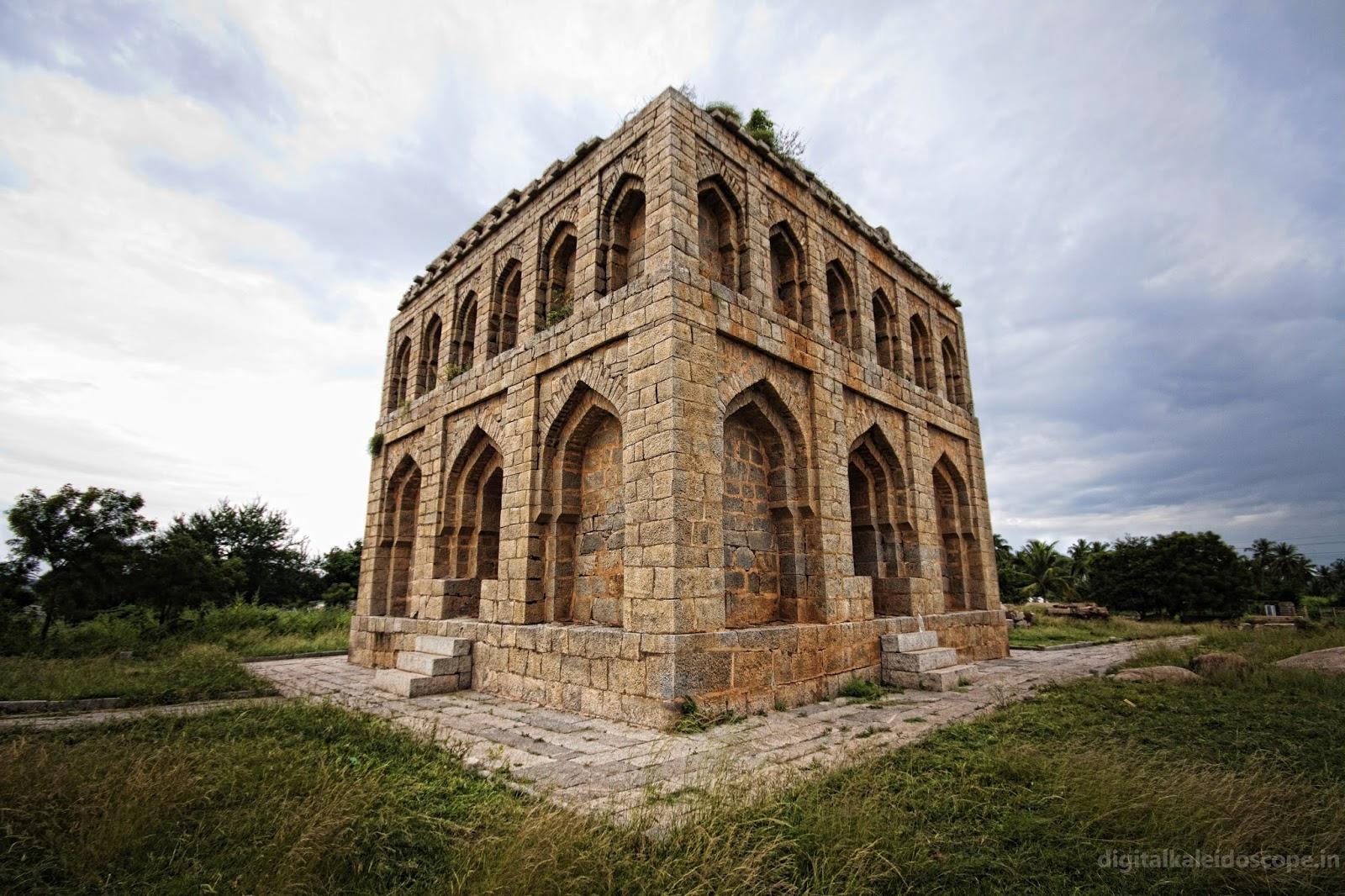 Muhammadan Tomb Hampi