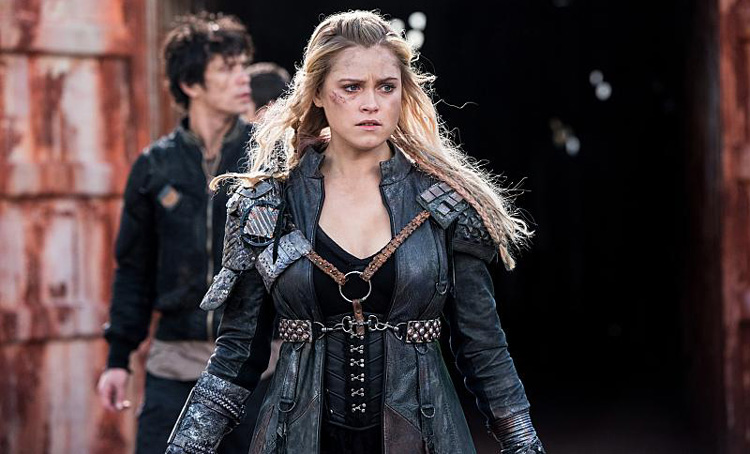 "The 100 - Join or Die - Review: ""Never Give Up"""