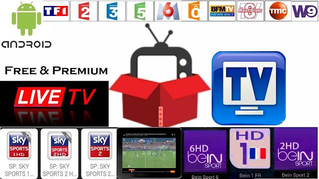Accéder à toutes les chaînes de TV