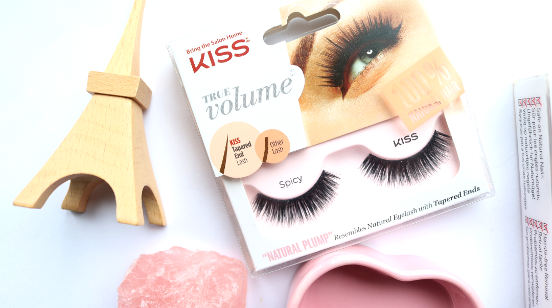 KISS True Volume Lashes in Spicy