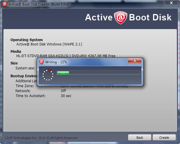 Boot Disk Creator - Ivoiregion