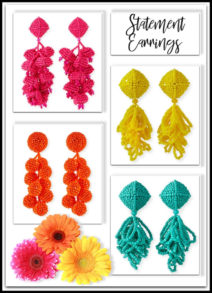 Sachin & Babi Assorted Earrings