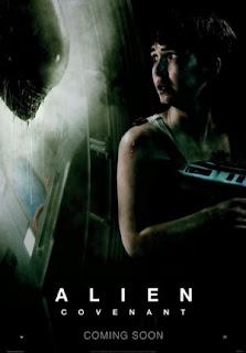 Film Alien: Covenant 2017 di Bioskop