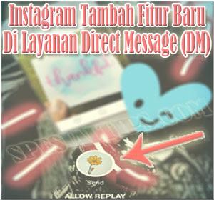 Instagram Tambah Fitur Baru Di Layanan Direct Message (DM), Begini Cara Menggunakannya