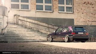 VW Golf MK II G2 Kaziu