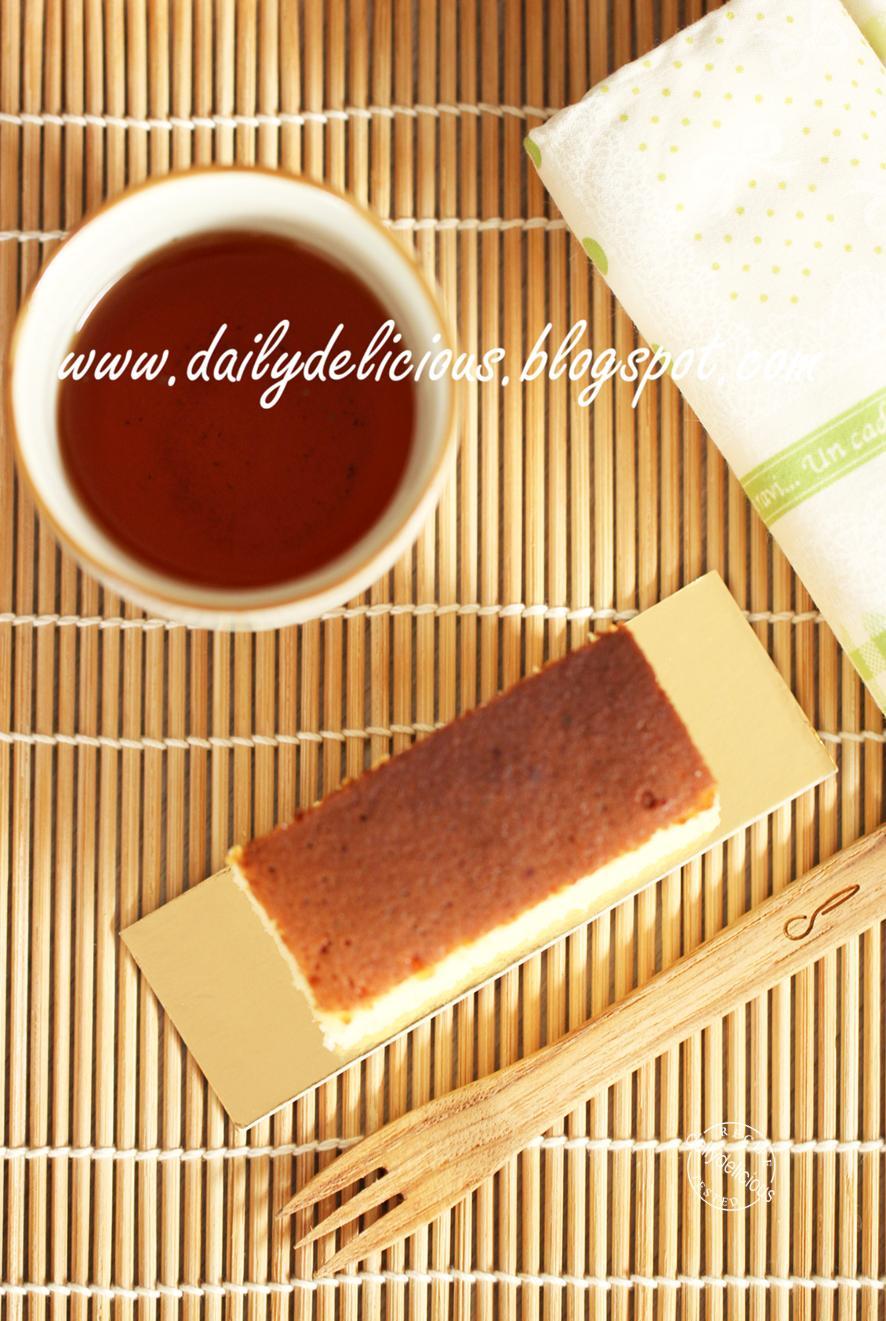 Japanese Egg Cake Recipe