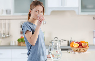 Health Benefits Of Drink Water Therapy - Healthy T1ps