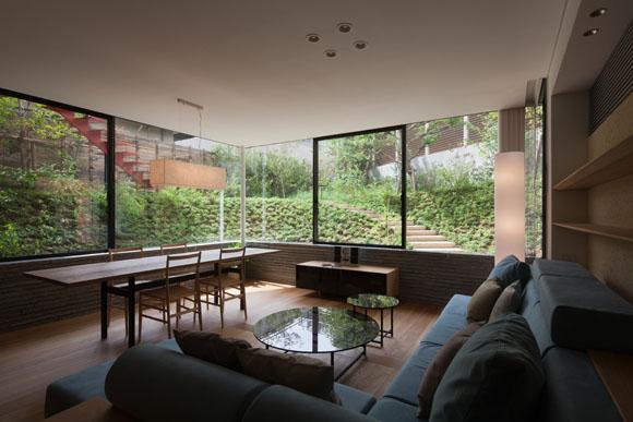 Casa hironak de ken yokogawa architects arquitectura y for Casa minimalista japon