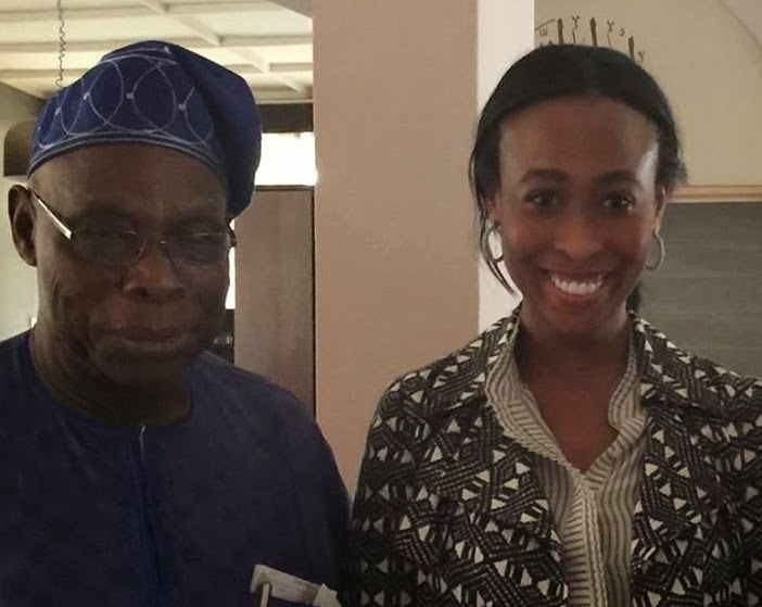 obasanjo foundation ceo fired