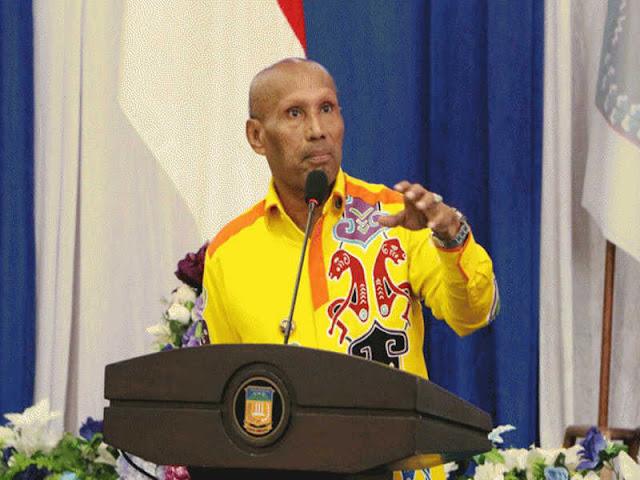 Benhur Tomi Mano Harapkan Pelayanan Gereja di Kota Jayapura Fokus Jemaat